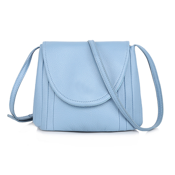Cute S Blue College Small Side Bags
