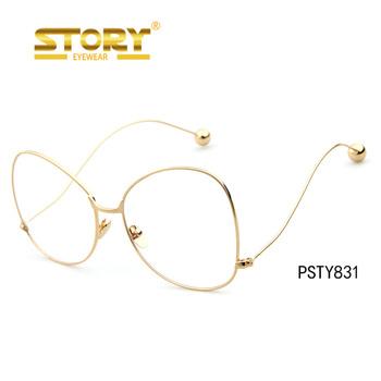 HISTOIRE De Mode style oversize faux costa del mar lunettes de soleil et  clair lentille optique b8a525aa046d
