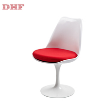 Hot Selling Low Price Abs Shell With Fabric Cushion And Aluminium Base Meeting Chair