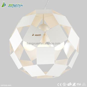 High Quality Modern White Flower Pendant Light Fancy Chandelier
