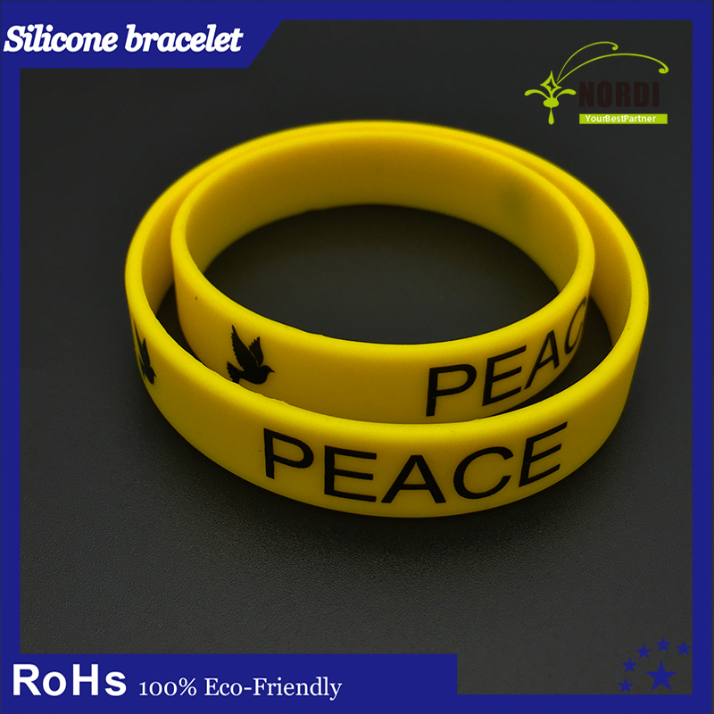 Elastic arm band japanese girl Silicon rubber Wristbands Captain arm band