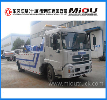 dongfeng 4x2 road wrecker towing trucks cheap tow truck for sale buy wrecker towing truck. Black Bedroom Furniture Sets. Home Design Ideas