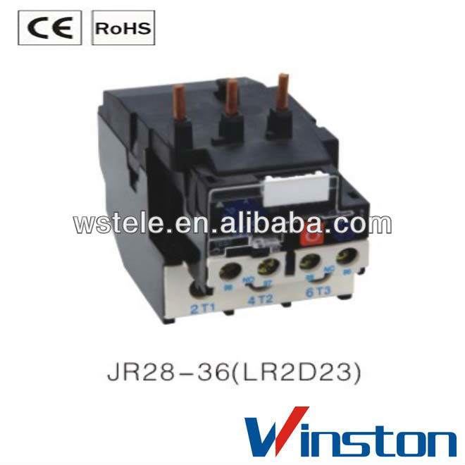 LR2 thermal overload relay electrica thermal relay