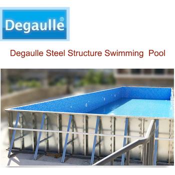 Specialist Industrial Steel Frame Swimming Pool - Buy Steel Frame ...
