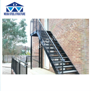 Climbing Ladder Industry Stair Wrought Iron Staircase