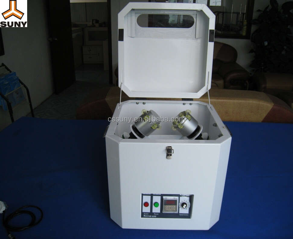 Durable SMT solder mixing machine / automatic solder paste mixer (220V 180W)
