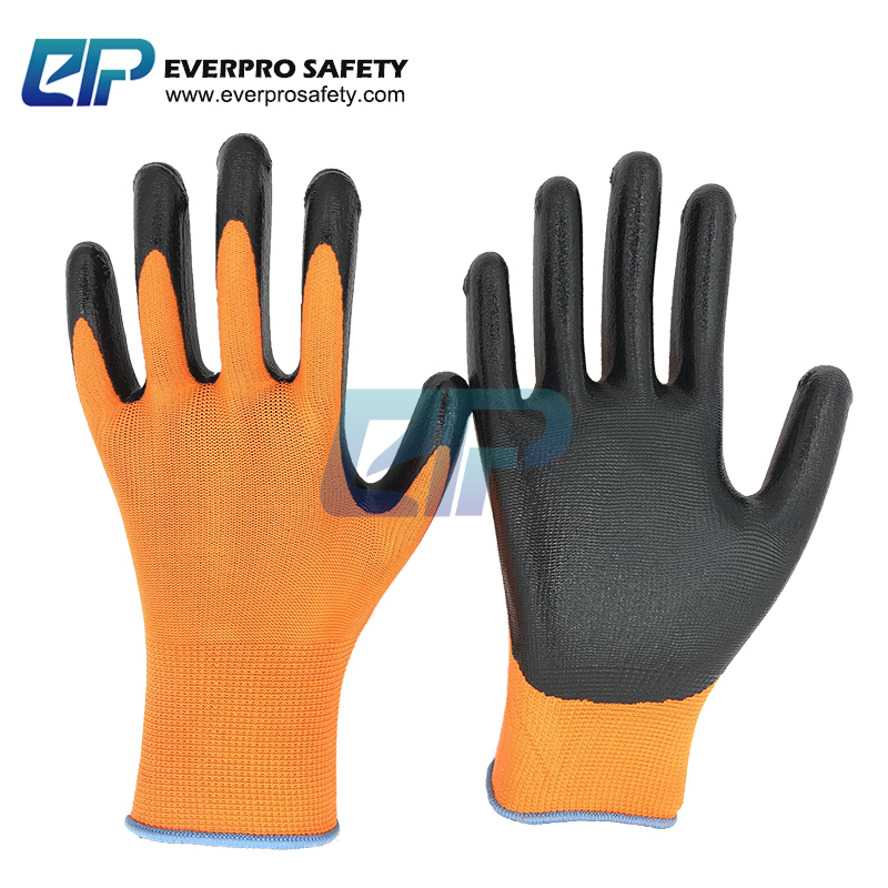 Nitrile dipped Gloves (54)