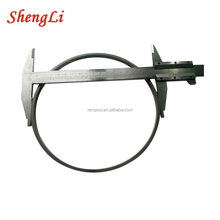 mechanical shaft tungsten carbide seal ring
