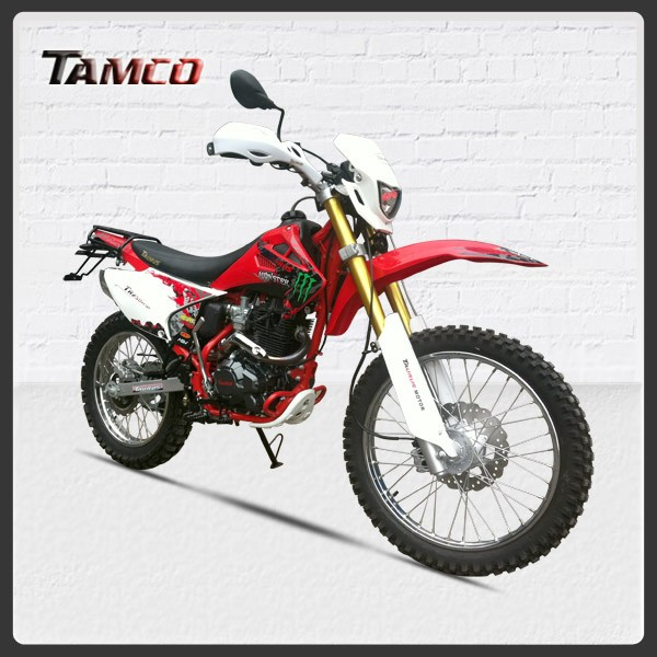 Tamco T250PY-18T Hot sale eec new automatic dirt bikes,kids automatic dirt bikes,buy dirt bike in india
