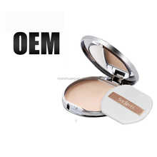OEM Make fabriek olie controle minerale foundation make up geperst <span class=keywords><strong>poeder</strong></span> fabrikanten
