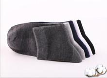 5 пар/лот, мужские сетчатые носки, хлопковые летние тонкие мужские носки, впитывающие пот, дышащие однотонные Повседневные носки в деловом с...()