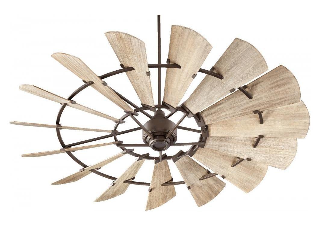Windmill 72In. Fan - Ob