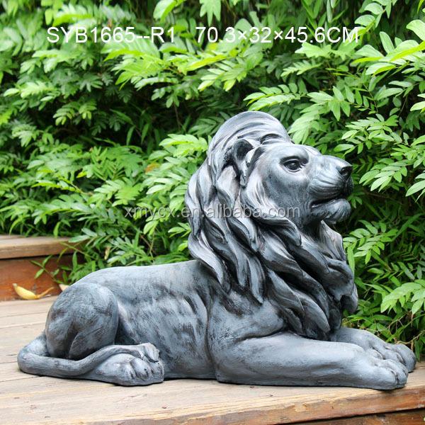 Decoraci n jard n adornos esculturas estatuas de leones en venta estatuas identificaci n del - Estatuas de jardin ...