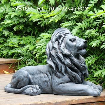Garden Decor Sculpture Ornaments Lion Statues For Sale Buy Lion
