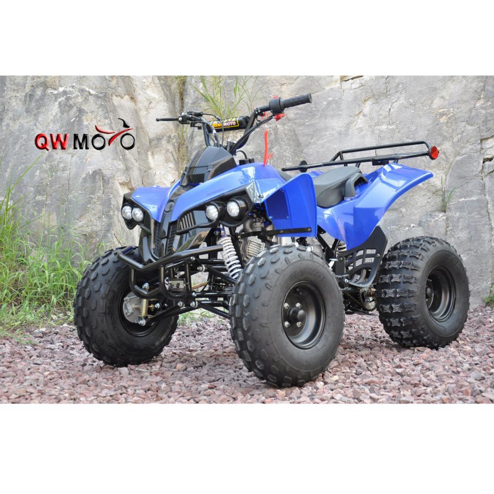 Qwmoto 125cc 150cc Quad Atv 4 Wheelers Quad Bike Off Road Atv 8 Inch Wheels  125cc 150cc Semi-automatic Atv - Buy Quad Atv 125,Quad Bike 4 Wheeler