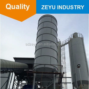 cement silo storage and loading system aeration pads 150 tons staves for sale