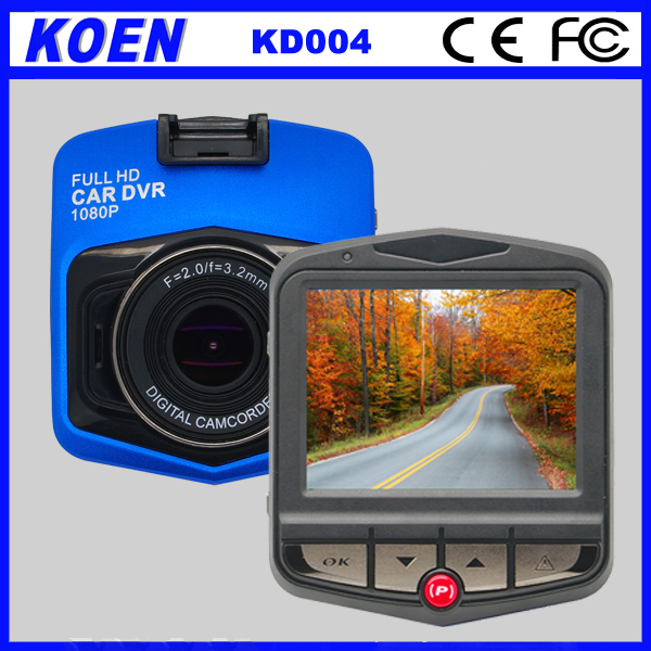 2016 Hot Selling Novatek 96650 2.4 Inch Fhd 1080P Car DVR Video Recording For Drive Security