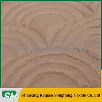 Newest Design Useful Washable Pure Half Circle Khaki Ultrasonic Bonding Fabric