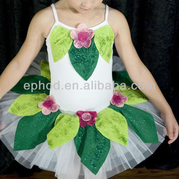 Flor Disfraz De Primavera Para Nina