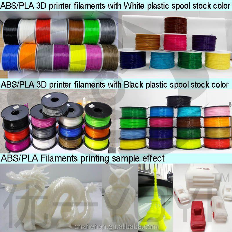 Abs And Pla Carbon Fiber Filament For 3d Printer 1.75mm 3mm 42 ...