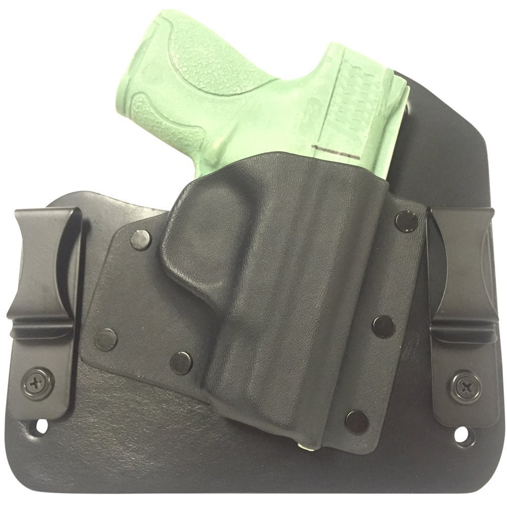 Everyday Holsters Smith & Wesson M&P Shield Hybrid Holster IWB Right Hand