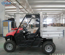 In alluminio estruso utv cargo box