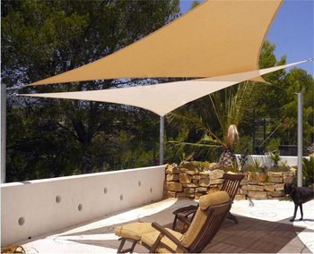 CAR PARK SUN SHADE SAIL GARDEN PATIO CANOPY