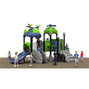 kids outdoor playground items,used school outdoor playground equipment airplane theme for sale