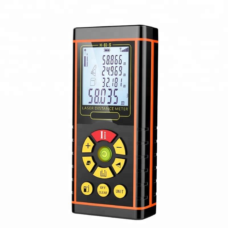 Laser Works Rangefinder Handheld Precision Portable Laser