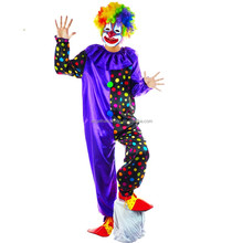Volwassen Grappig Circus Clown Kostuum Halloween <span class=keywords><strong>Kostuums</strong></span> Naughty <span class=keywords><strong>Uniform</strong></span> BP2361
