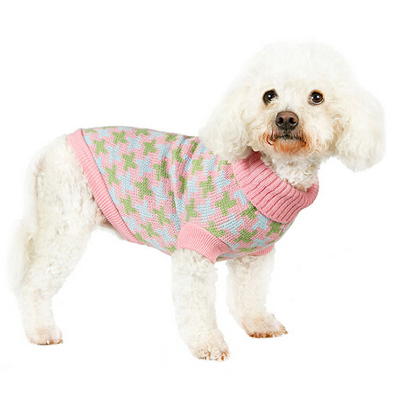 Mano Kint Suéter Libre Tejer Patrón Que Hace Punto Mascota Mascotas ...