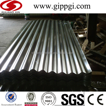 14 Gauge Galvanized Roofing Furniture Steel Sheet