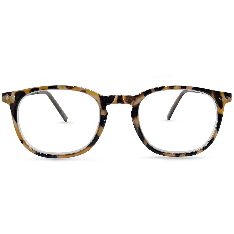 83660293ba9b Get Quotations · Minneapolis Thin Oval Reading Glasses Set