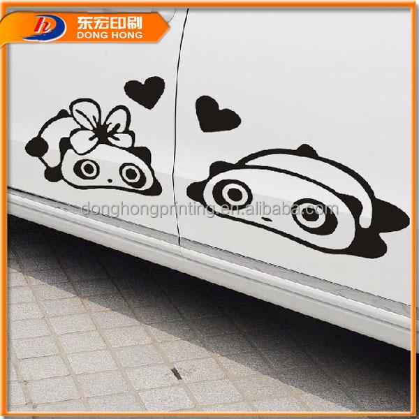 Vinilo ventana de coche sticker animal calcomanias para for Calcomanias para pared