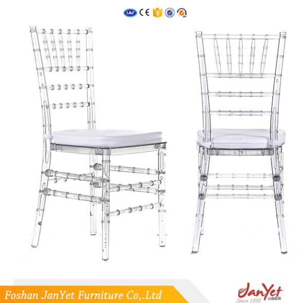 Chinese Wedding Bamboo Joint Chiavari Chair