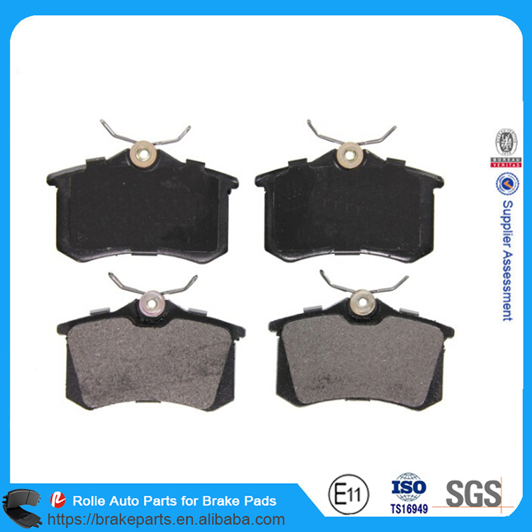High Coefficient D340-7335 1H0698451E Brake Disc and Brake Pad DB1192 A4/Beetle
