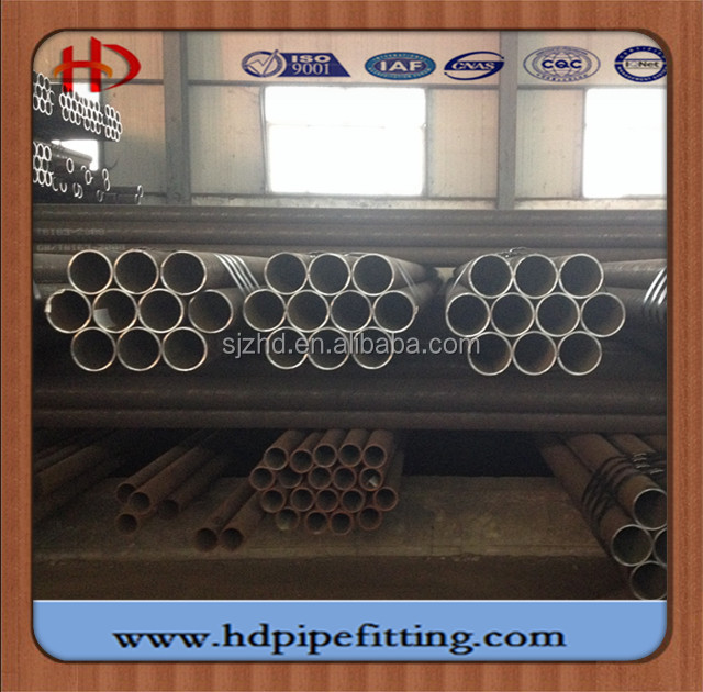 The Most Professional Exporter of ASTM A210 A1 seamless boiler pipe