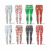 Gym men leggings 3d digital print high elastic Christmas leggings holiday wear
