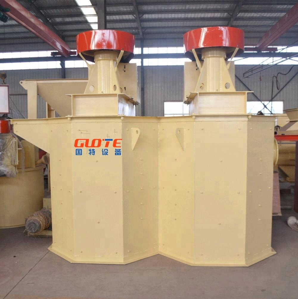 Hot selling silica sand washing machine used for scrub the minerals