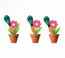 Groothandel Terracotta <span class=keywords><strong>Irrigatie</strong></span> Plant Watering Spikes met lamp Accessoires