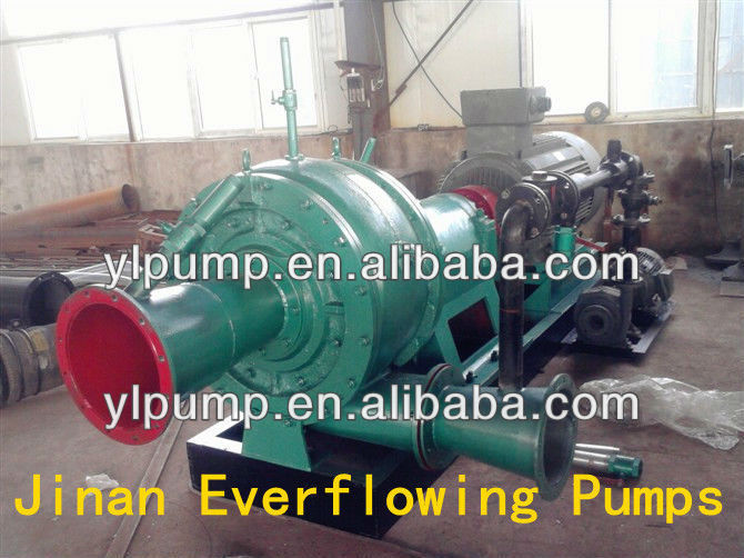 Wear resistant rubber liner centrifugal slurry pumps