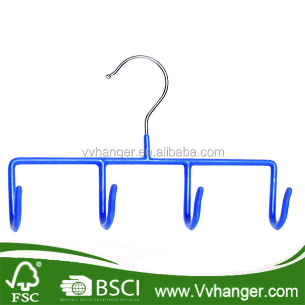 MHP034 Chrom plated metal wall hanger/PVC coated metal hanger