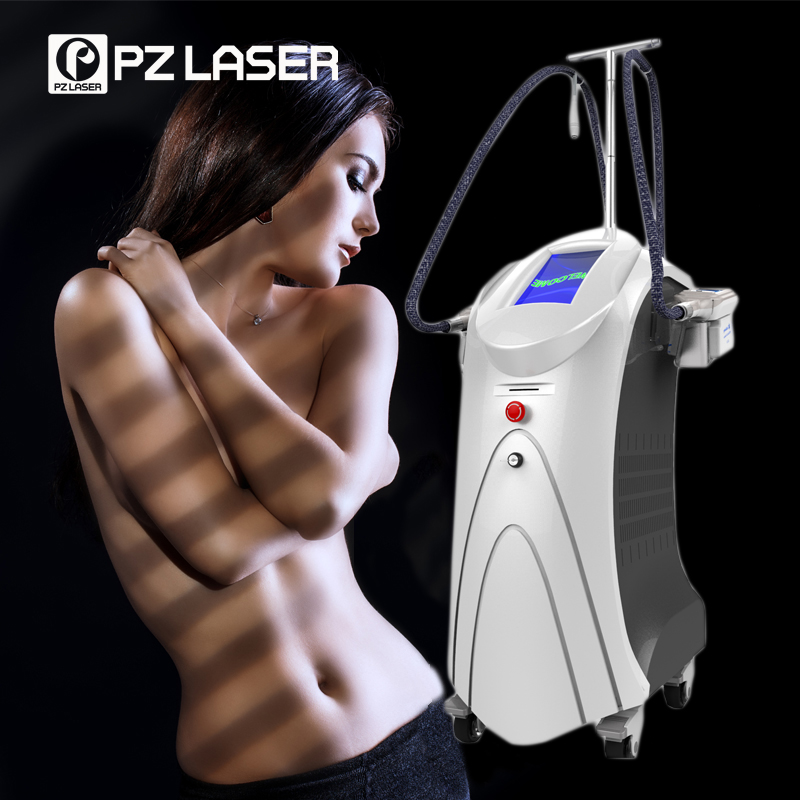 USA kryolipose for body sliming and weight loss Cooling fat freezing beauty equipment