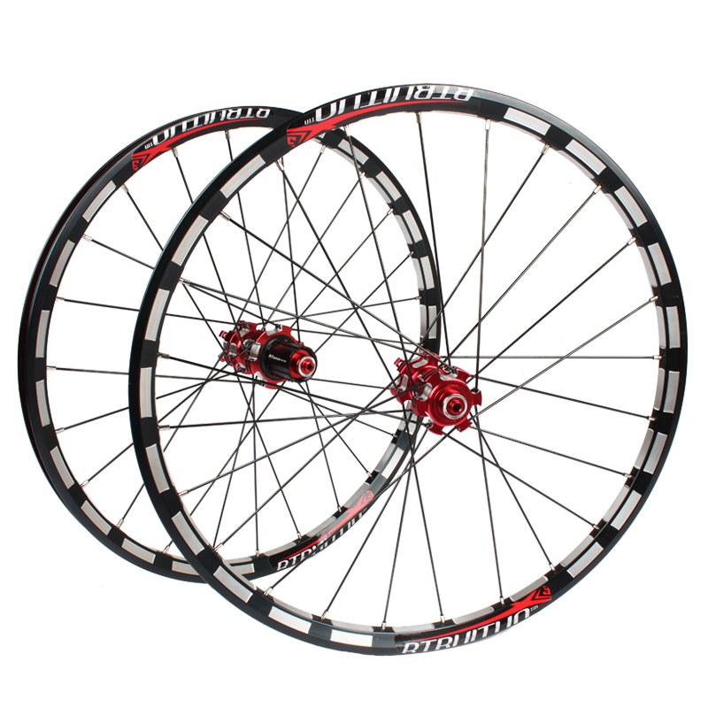 RT 20inch *1-3/8 disc brake 5 Peilin sealed bearing ultra smooth/ light CNC Milling 451/406 wheel wheels wheelset Rim Rims, Request