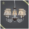 New Designs Indoor Cloth Antique Chandelier Pendant Lamp, Decorative Lighting Chandelier