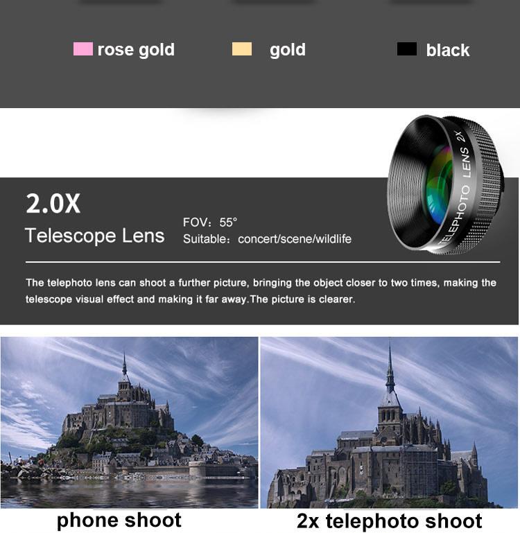 Liginn Detachable Camera Glasses Long Distance Shooting