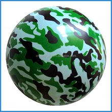 full printed inflatable plastic pvc toy ball