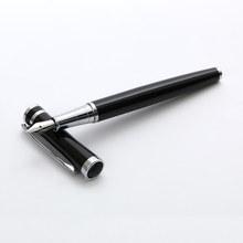 1 шт., Высококачественный чистый перьевой наконечник из нержавеющей стали, 0,5 мм, для учебы, бизнеса, перьевая ручка, подарки, Декор, руководст...(Китай)