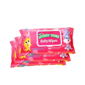 Real Care Comfort Private Label Nonirritant Mild Soft Pack Baby Wet Tissue Manufacturers