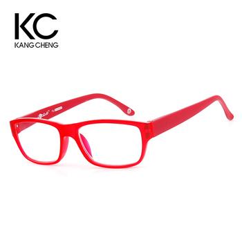 Fábrica Fornecedor Red Óculos Quadrados Quadro Óculos De Leitura ... 729f098f93